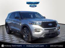 2021_Ford_Explorer_ST_ Miami FL