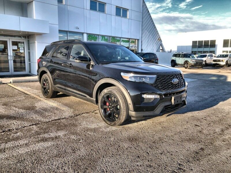 2021 Ford Explorer ST Mono ON