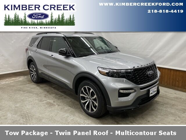 2021 Ford Explorer ST Pine River MN