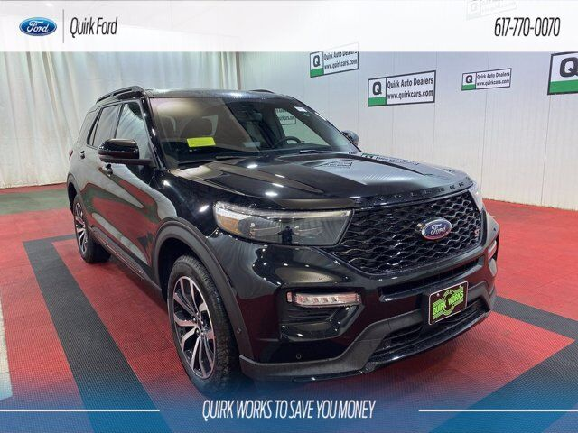 2021 Ford Explorer ST Quincy MA