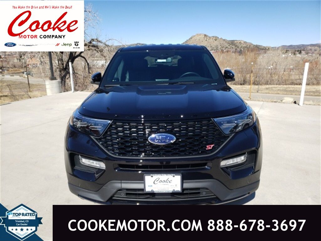 2021 Ford Explorer ST Trinidad CO