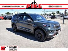2021_Ford_Explorer_Timberline_ Pampa TX