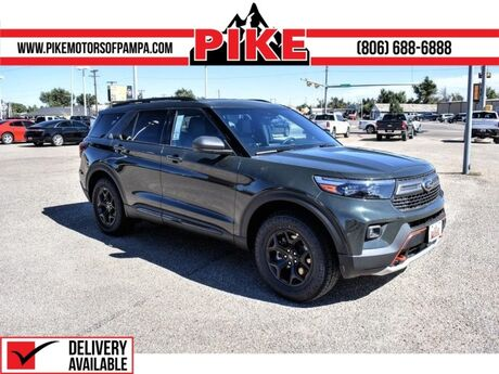 2021 Ford Explorer Timberline Pampa TX