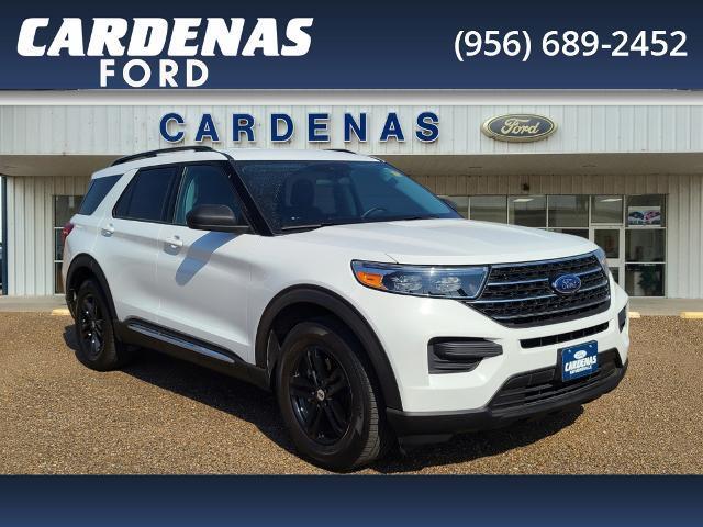 2021 Ford Explorer XLT McAllen TX