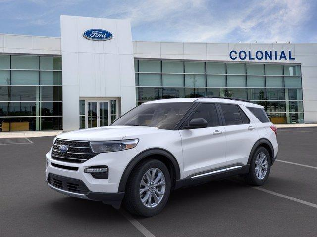 2021 Ford Explorer XLT 4WD Marlborough MA