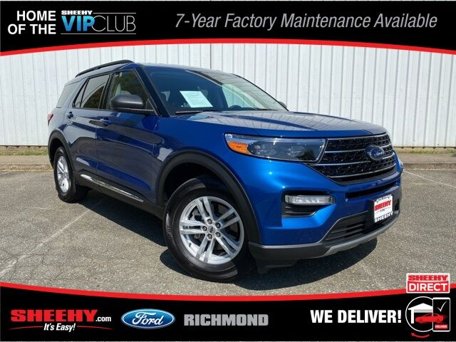 2021 Ford Explorer XLT Richmond VA