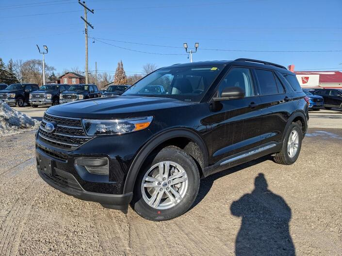 2021 Ford Explorer XLT Essex ON
