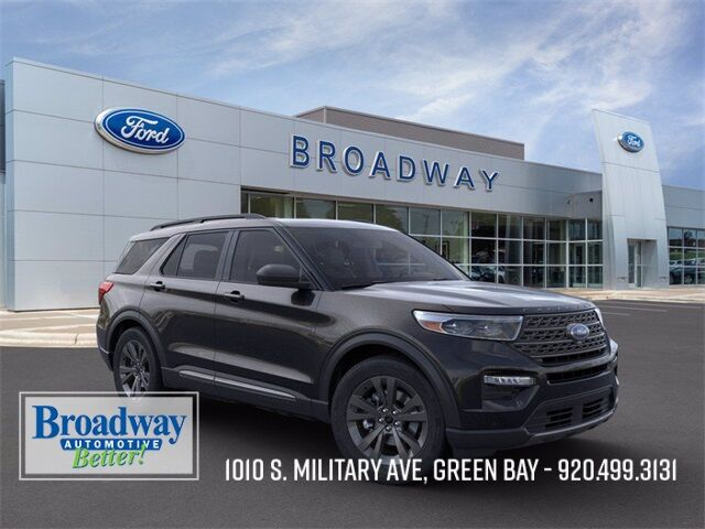 2021 Ford Explorer XLT Green Bay WI