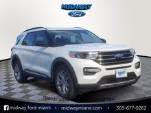 2021_Ford_Explorer_XLT_ Miami FL