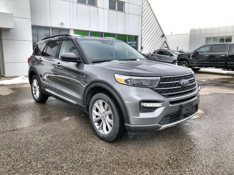 2021 Ford Explorer XLT Mono ON