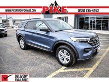 2021_Ford_Explorer_XLT_ Pampa TX