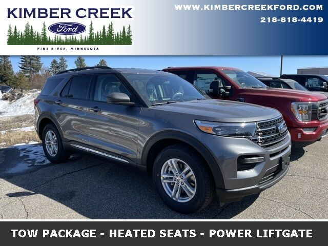 2021 Ford Explorer XLT Pine River MN
