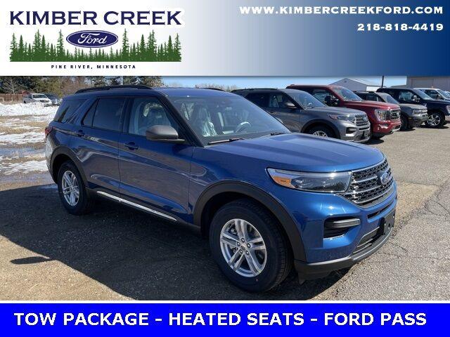 2021 Ford Explorer XLT Pine River MN