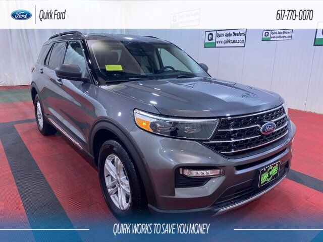 2021 Ford Explorer XLT Quincy MA