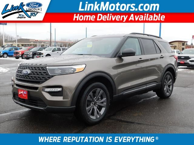 2021 Ford Explorer XLT Rice Lake WI