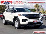 2021 Ford Explorer XLT San Diego County CA