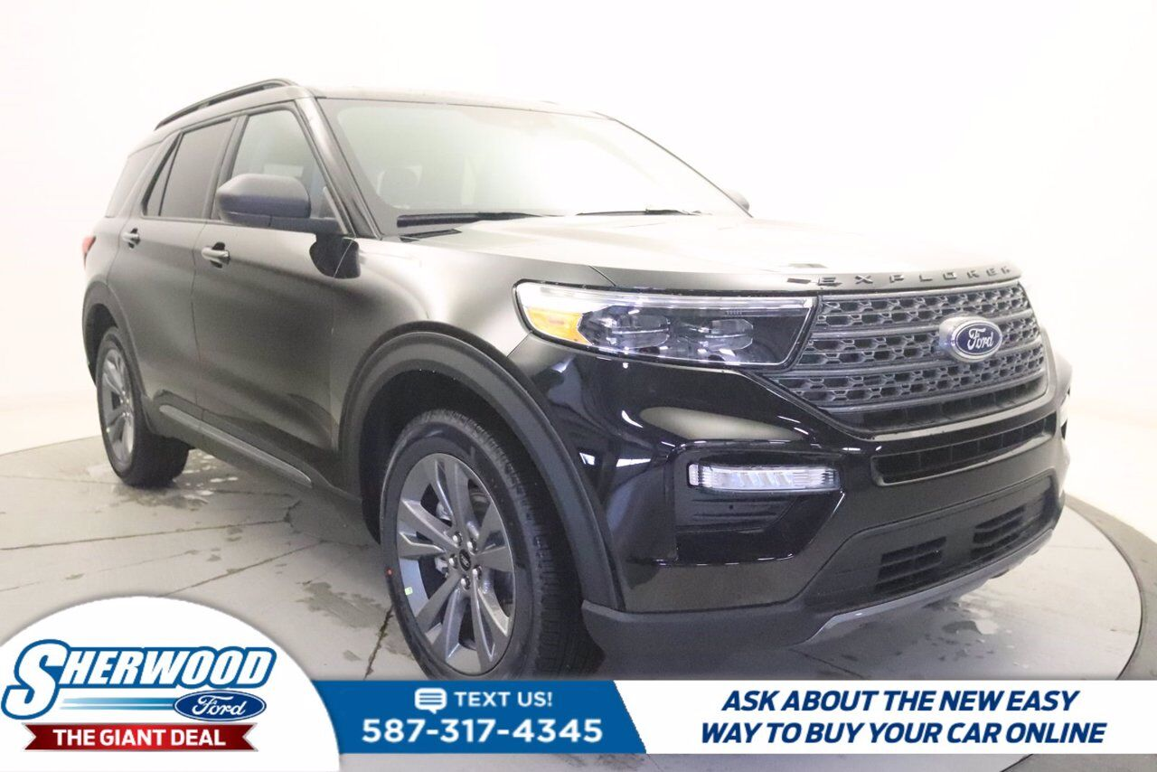 2021 Ford Explorer XLT Sherwood Park AB