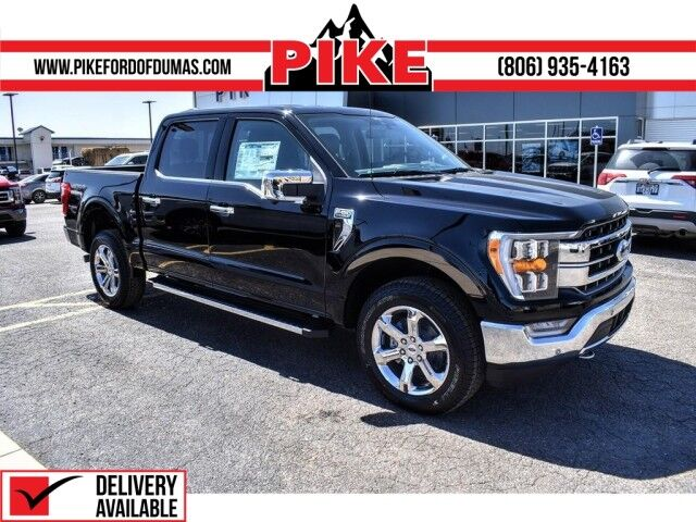 2021 Ford F-150 LARIAT Pampa TX