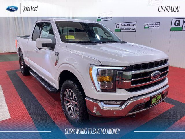 2021 Ford F-150 LARIAT Quincy MA