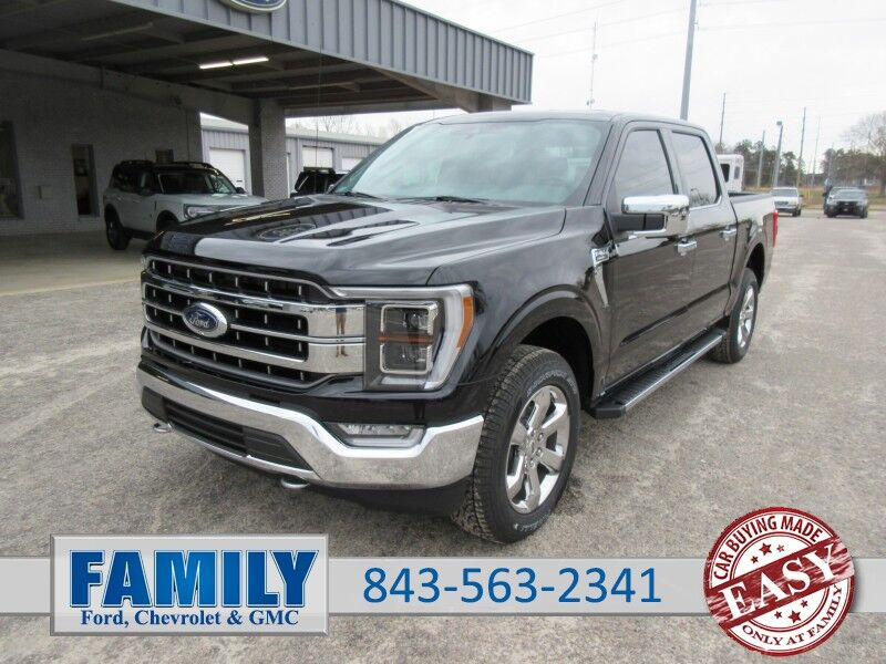 2021 Ford F-150 LARIAT St. George SC