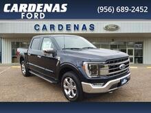 2021_Ford_F-150_Lariat_ McAllen TX