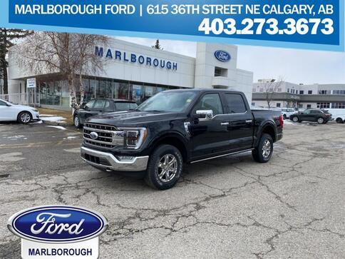 2021_Ford_F-150_Lariat_ Calgary AB