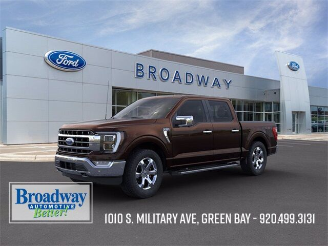 2021 Ford F-150 Lariat Green Bay WI