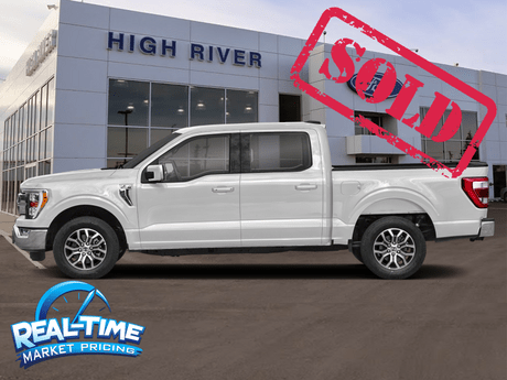 2021 Ford F-150 Lariat High River AB