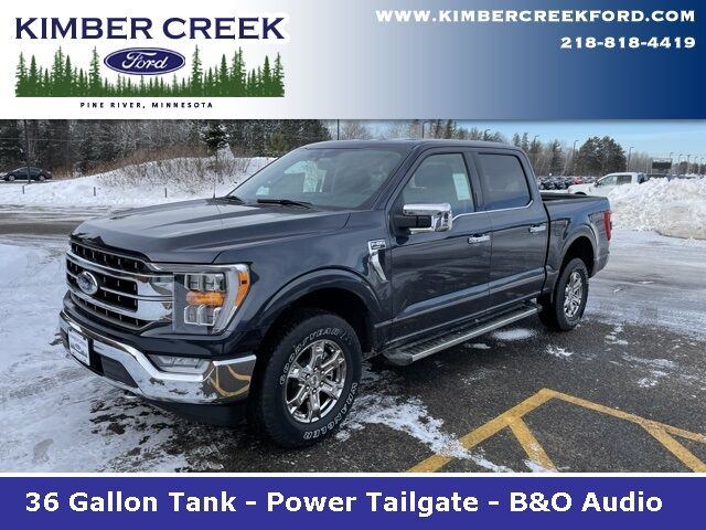 2021 Ford F-150 Lariat Pine River MN