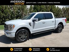 Ford F-150 Lariat SuperCrew 5.5-ft. Bed 4WD 2021