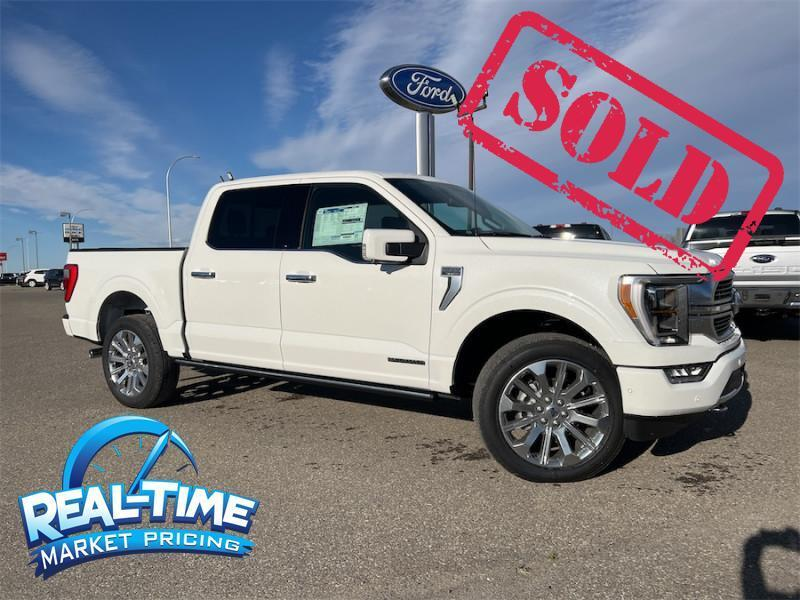 2021_Ford_F-150_Limited_ High River AB