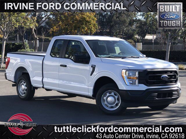 2021 Ford F-150 Pickup XL 6.5' Bed Ecoboost Gas Irvine CA