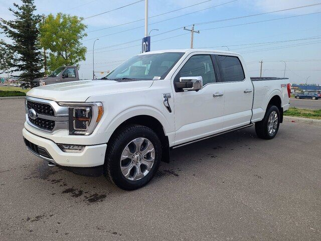 2021 Ford F-150 Platinum - INCOMING UNIT - CALL US TODAY TO RESERV Calgary AB