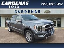 2021_Ford_F-150_Platinum_ Brownsville TX