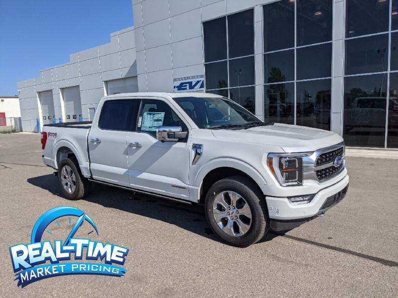2021_Ford_F-150_Platinum_ Claresholm AB