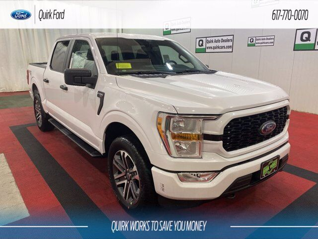 2021 Ford F-150 STX Quincy MA