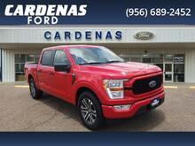 2021_Ford_F-150_XL_ McAllen TX