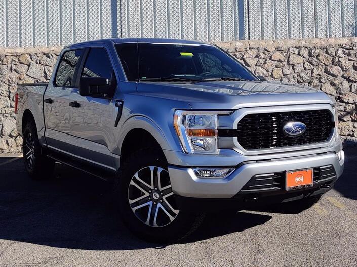 2021 Ford F-150 XL El Paso TX