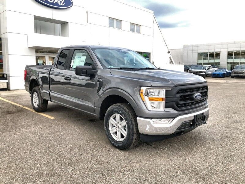 2021 Ford F-150 XL Mono ON