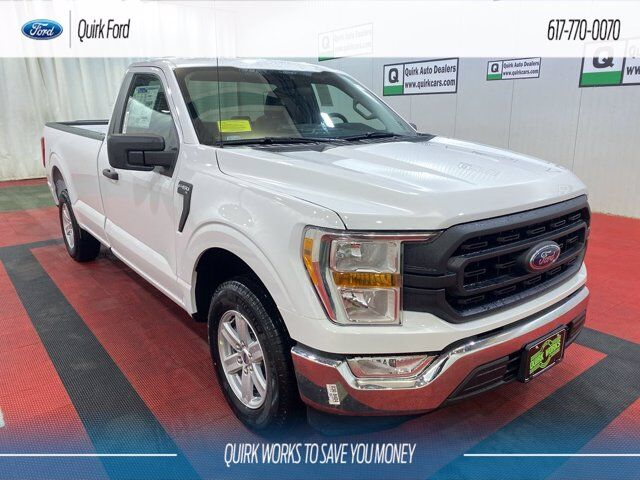 2021 Ford F-150 XL Quincy MA