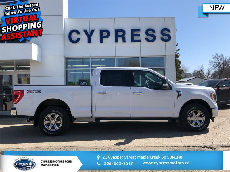2021 Ford F-150 XLT  - $431 B/W Maple Creek SK