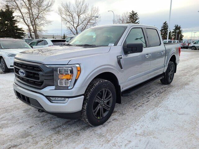 2021 Ford F-150 XLT- BLACK LABEL Calgary AB