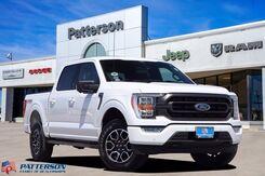 2021_Ford_F-150_XLT_ Wichita Falls TX