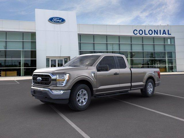 2021 Ford F-150 XLT 4WD SuperCab 8' Box Plymouth MA