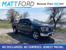 2021_Ford_F-150_XLT_ Kansas City MO