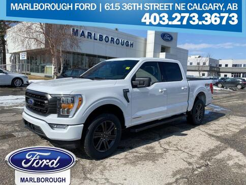 2021_Ford_F-150_XLT_ Calgary AB