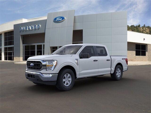 2021 Ford F-150 XLT Durango CO