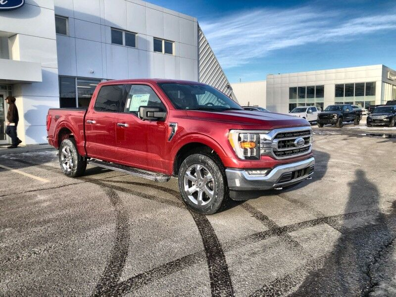 2021 Ford F-150 XLT Mono ON