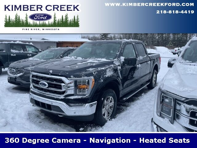 2021 Ford F-150 XLT Pine River MN