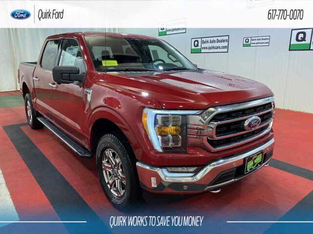 2021 Ford F-150 XLT Quincy MA